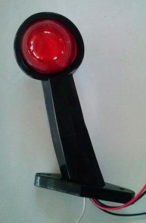 Lampa gabarit cu bec normal pe 24V #198-24V [0]