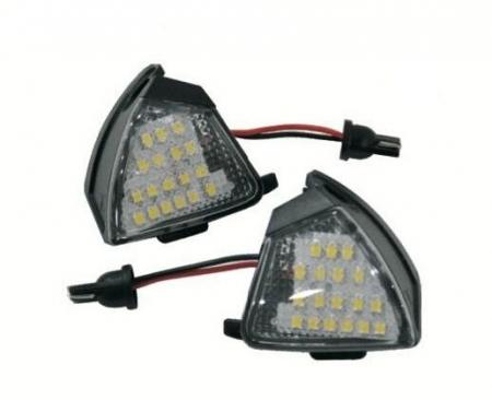 Lampi LED Undermirror VW GOLF 5, PASSAT B6, JETTA, EOS, TOUAREG - BTLL-057 [0]