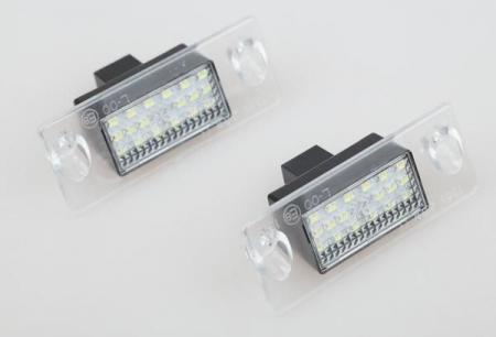 Lampi numar led Audi A4 B5, A3 - BTLL-095, BTLL-114 [1]