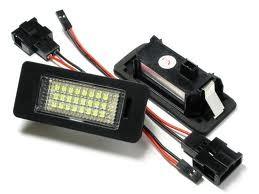 Lampi numar led Audi Q5, A4, A5, S5, TT - BTLL-112 [0]