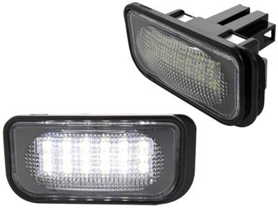 Lampi numar led MERCEDES-BENZ Clasa C W203 Sedan, CLK Classe W209 - BTLL-015 [0]
