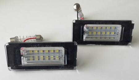 Lampi numar led MINI COOPER R56 - BTLL-075 [0]
