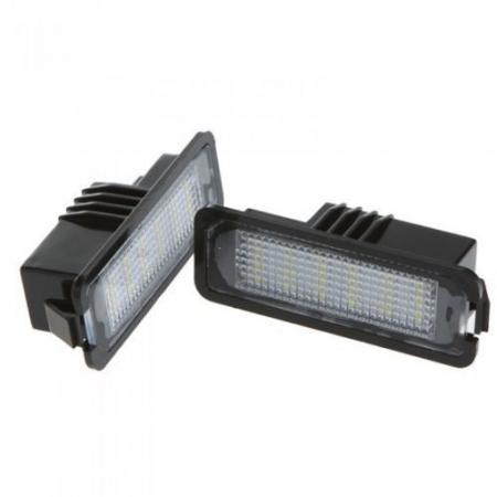 Lampi numar led VW GOLF 4/5, PASSAT, PASSAT CC 2008-2009, BEETLE, PHAETON, EOS, SCIROCCO, LUPO - BTLL-008 [0]