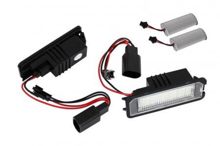 Lampi numar led VW GOLF 6, PASSAT, EOS, BEETLE, PHAETON, SCIROCCO, AMAROK - BTLL-022 [0]