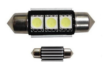 Led auto Canbus sofit 36mm 3 SMD BTLE1381 [1]