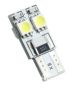 Led auto T10 Canbus cu 4 SMD [0]