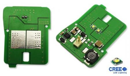 Modul LED Pozitie Clasa E - W212 [1]