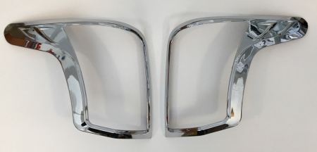 Ornamente cromate lampi spate Fiat Fullback 2016, 2017, 2018 MTE099 [1]