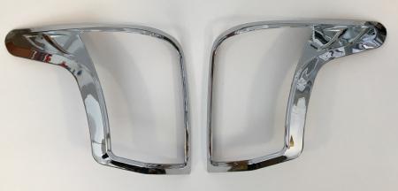 Ornamente cromate lampi spate Mitsubishi L200 Triton 2015, 2016, 2017, 2018, 2019 MTE099 [0]