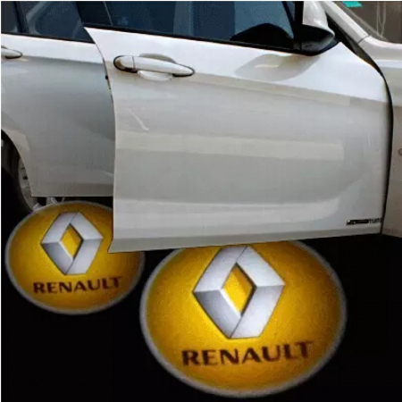 Proiectoare Portiere cu Logo Renault [1]