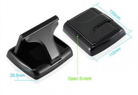 "Senzori parcare cu camera video si display LCD de 4.3"" pliabil S612-P [2]"