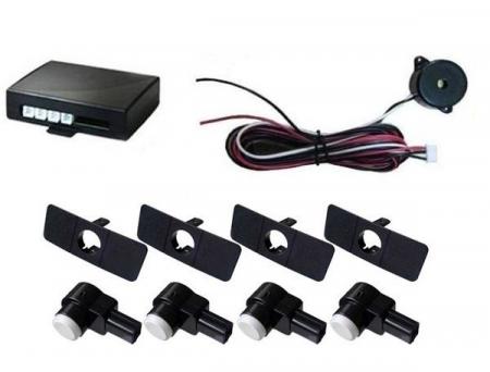 Senzori parcare tip OEM cu senzori tip originali 16,5 mm cu avertizare sonora S200-OEM [0]