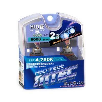 SET 2 BECURI AUTO HB4 (9006) MTEC COSMOS BLUE WHITE - XENON EFFECT [0]