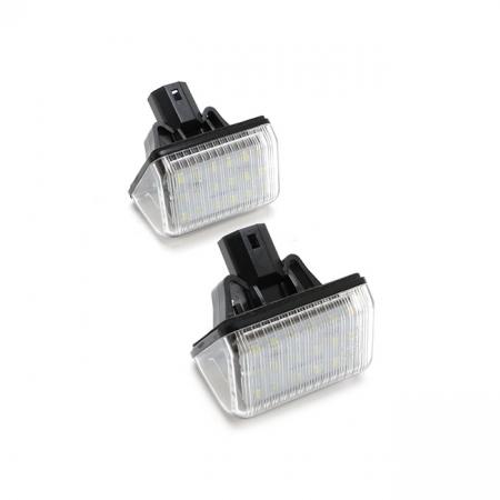 Set Lampi Numar Led Mazda 6, CX-5, CX-7 - BTLL-128 [0]