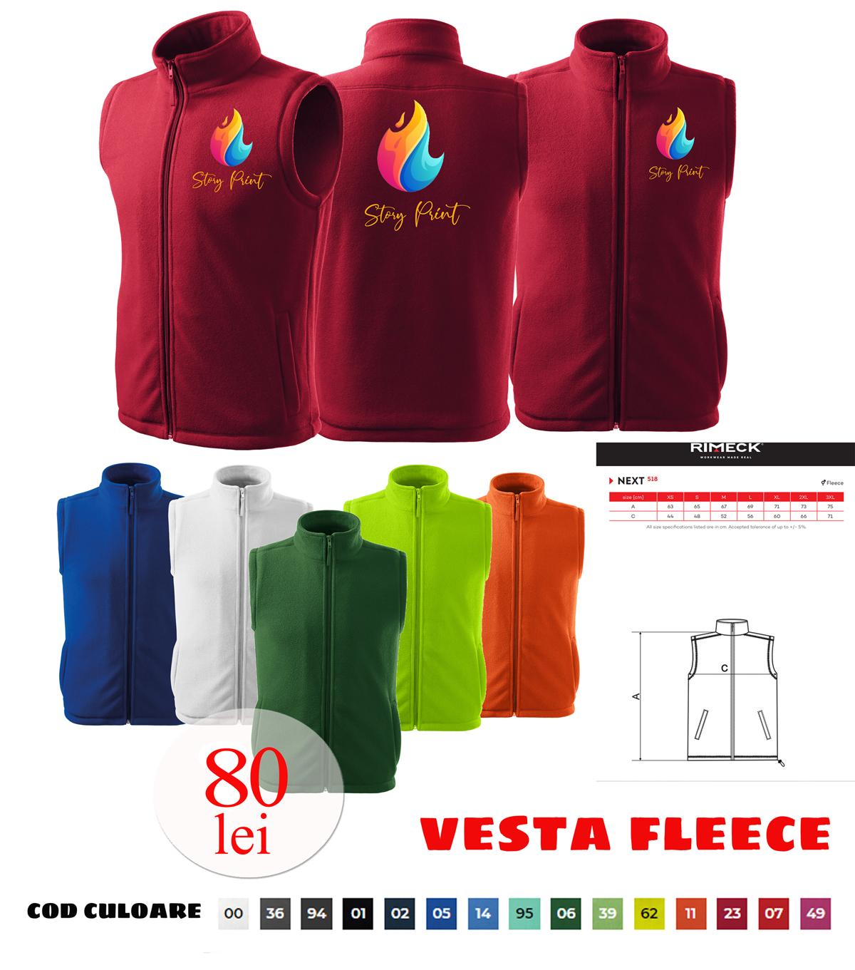 Promotie Jacheta Fleece