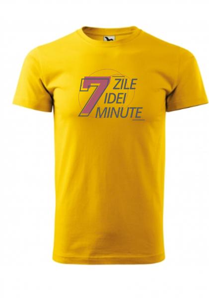 Tricou Print 777   (7idei, 7minute, 7zile) 0