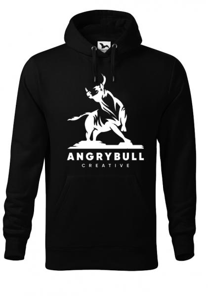 Hanorac Barbati print AngryBull [0]