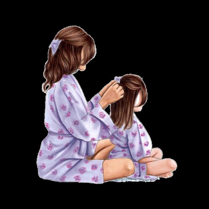 Tricou Print Dragoste de Mama [1]