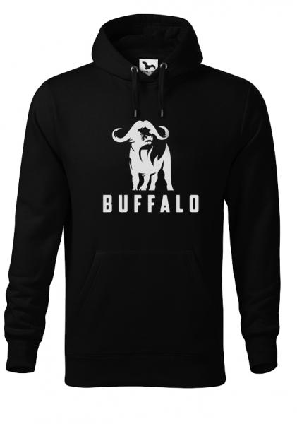 Hanorac Barbati print Buffalo 0