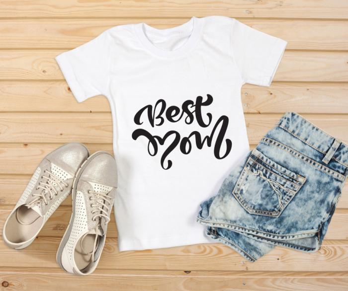 Tricou print Best Mom [1]