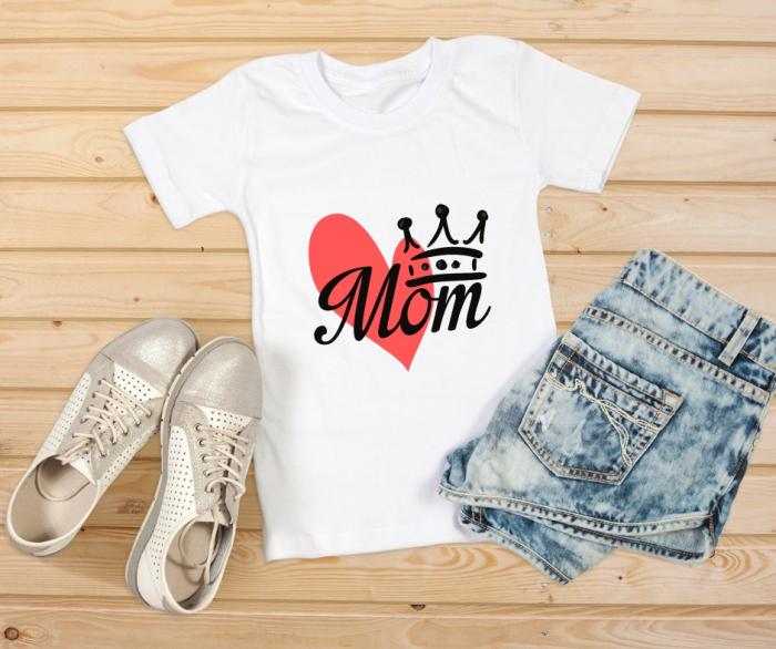Tricou Print Mama Regina [2]