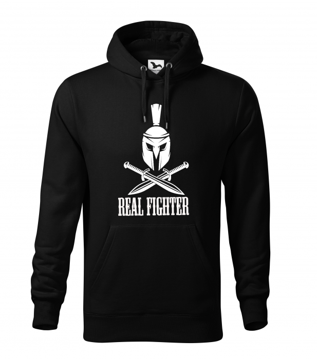Hanorac Print Real Fighter [0]