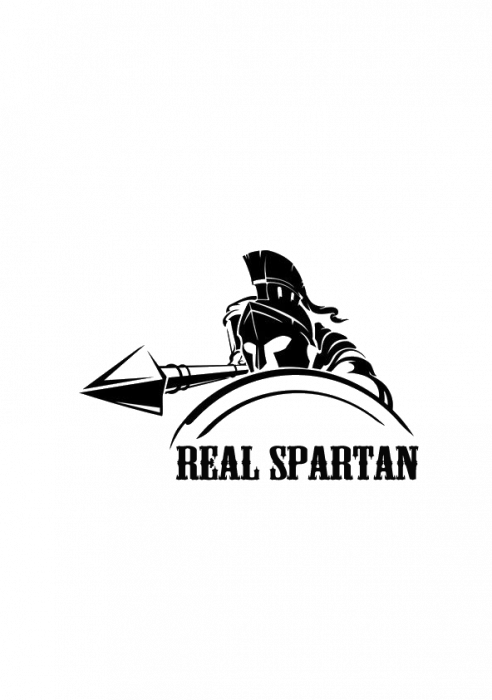 Hanorac Print Real Spartan [1]