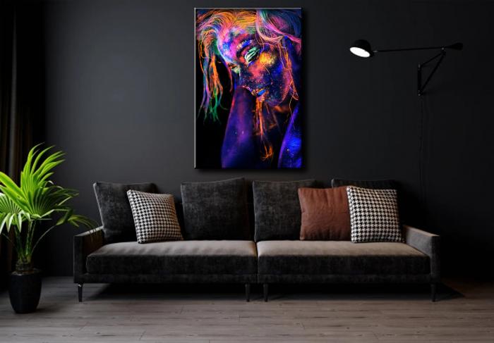 Tablou Canvas Print Saturation Color [0]