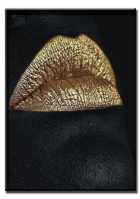Tablou Gold Woman [2]