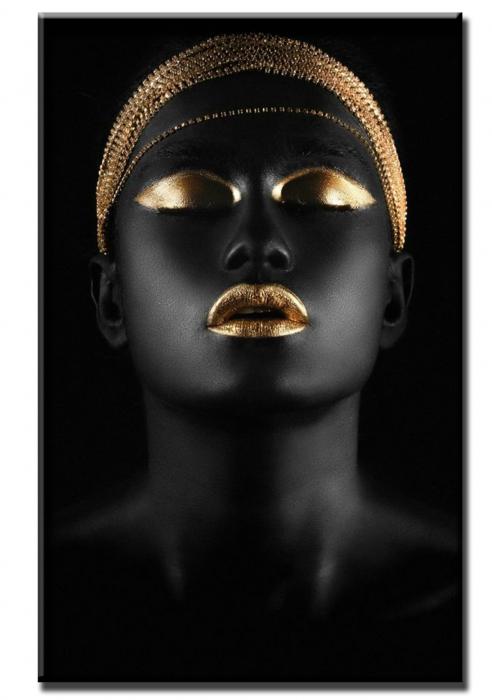 Tablou Gold Woman [1]