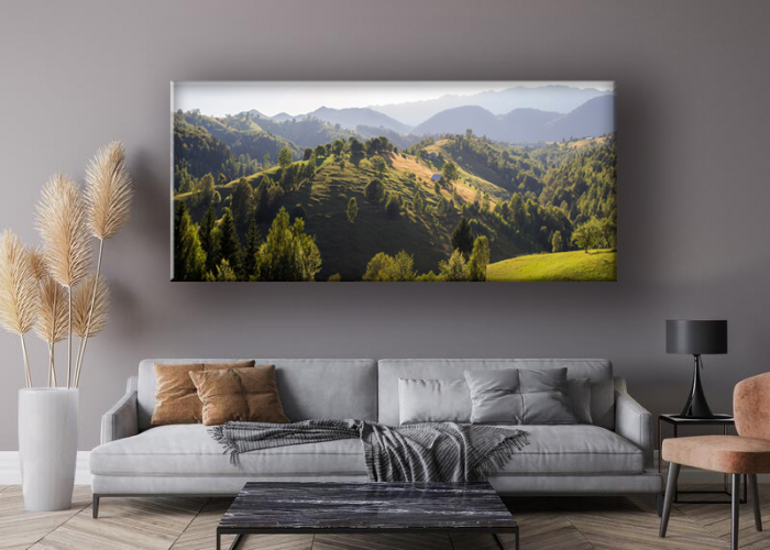 Tablou Canvas Print Peisaj Montan [0]