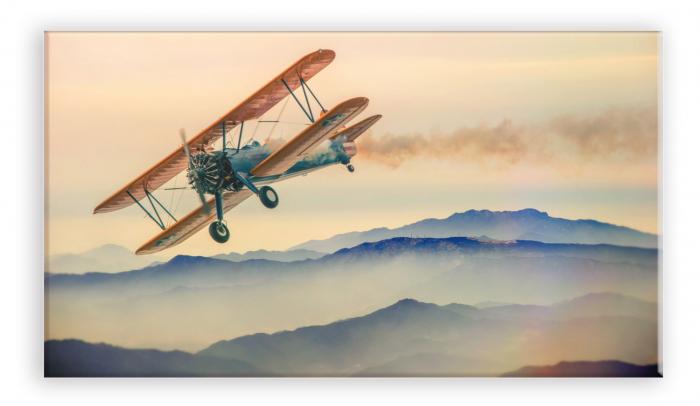 Tablou Print Avion [1]