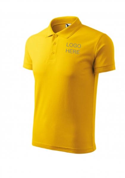 Tricou bărbat Pique Polo [1]