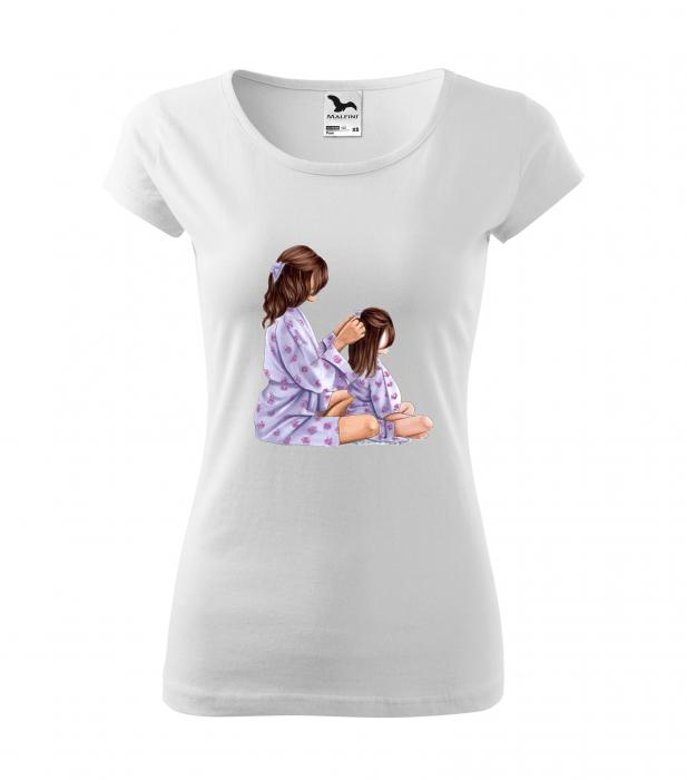 Tricou Print Dragoste de Mama [0]