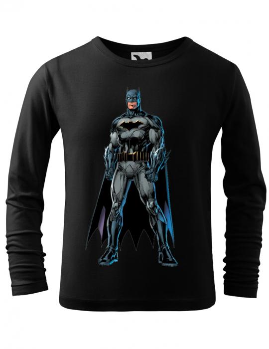 Tricou Copii maneca lunga Print Batman [0]