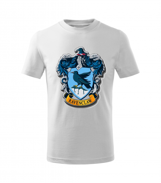 Tricou copii Print Harry Potter  (Ravenclaw) 0