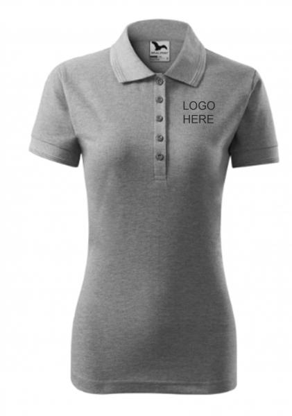 Tricou damă Pique Polo 210 0