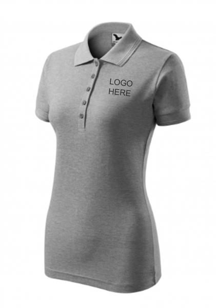 Tricou damă Pique Polo 210 1