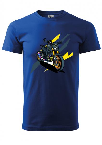 Tricou Print Motocicleta 0