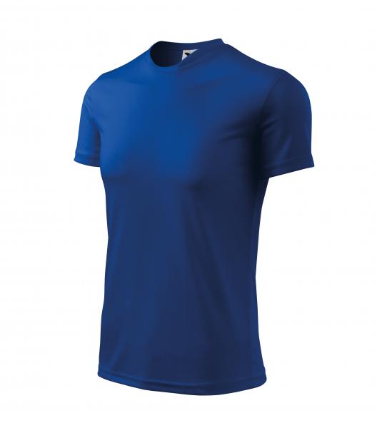 Tricou sport copii (Poliester 100%) Albastru 0