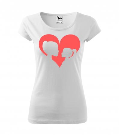 Tricou Inima Mama Fiica [1]