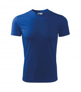 Tricou sport copii (Poliester 100%) Albastru1