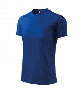 Tricou sport copii (Poliester 100%) Albastru0