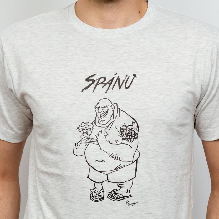 Tricou Spânu' 2