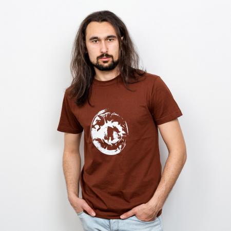 Tricou Lup Dacic1