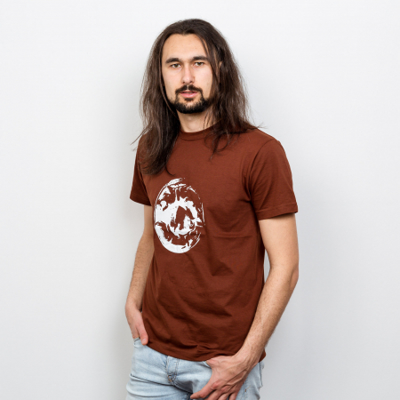 Tricou Lup Dacic2