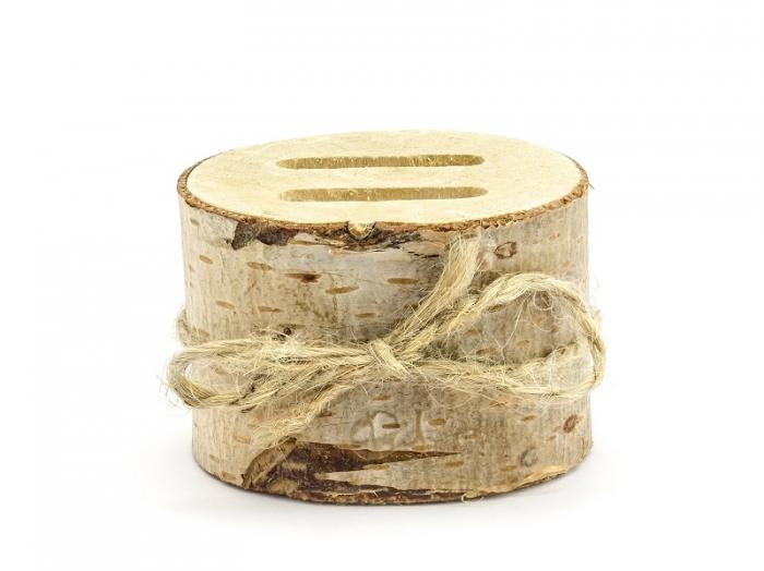 Suport verighete din lemn, 6 cm diametru 3