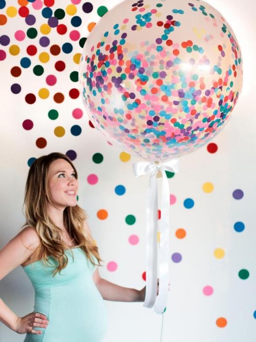 Balon Confetti [0]
