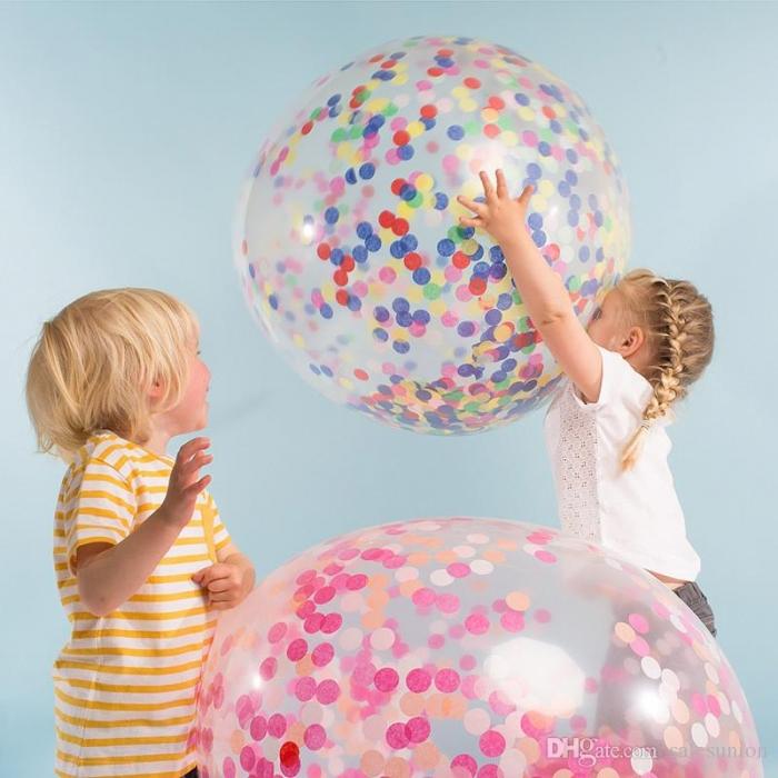 Balon Confetti 3