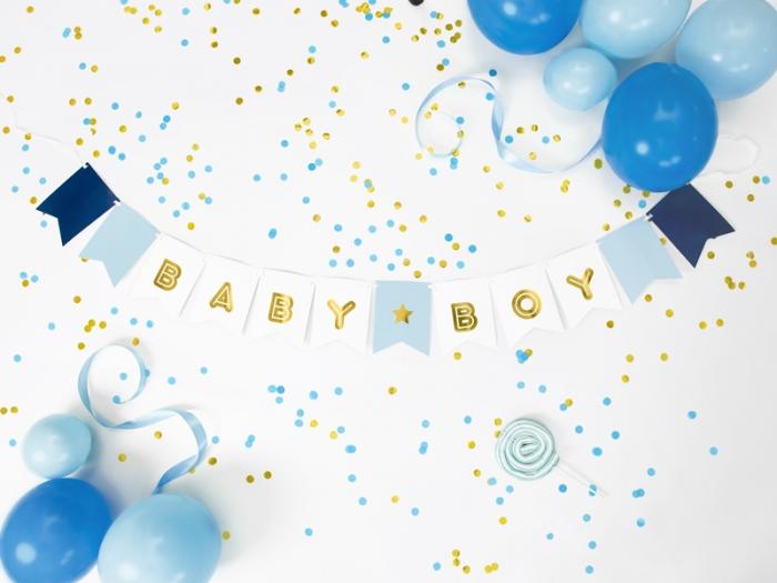 Banner Baby Boy, mix, 15 x 160 cm 2